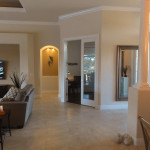Olivia's House - luxus Ferienvilla in  SW Cape Coral, Florida, Den