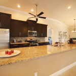 Olivia's House - luxus Ferienvilla in SW Cape Coral, Forida - Kitchen