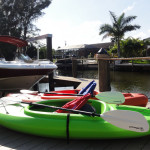 Olivia's House - luxus Ferienvilla in SW Cape Coral, Florida, Kayaks