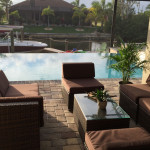 Olivia's House - luxus Ferienhaus in  SW Cape Coral, Florida, Patio