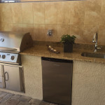 Olivia's House - luxus Ferienvilla in SW Cape Coral, Florida, Summer Kitchen