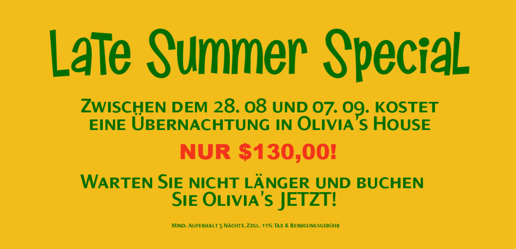 PRICE SPECIAL